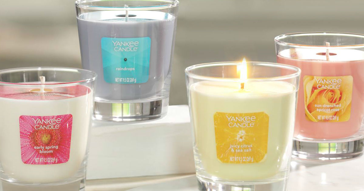 Yankee Candle 3 FREE Candles Offer - $83.97 Value