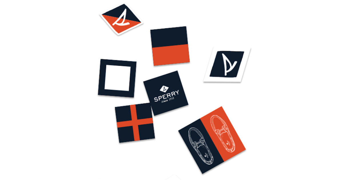 FREE Sperry Sticker Pack...