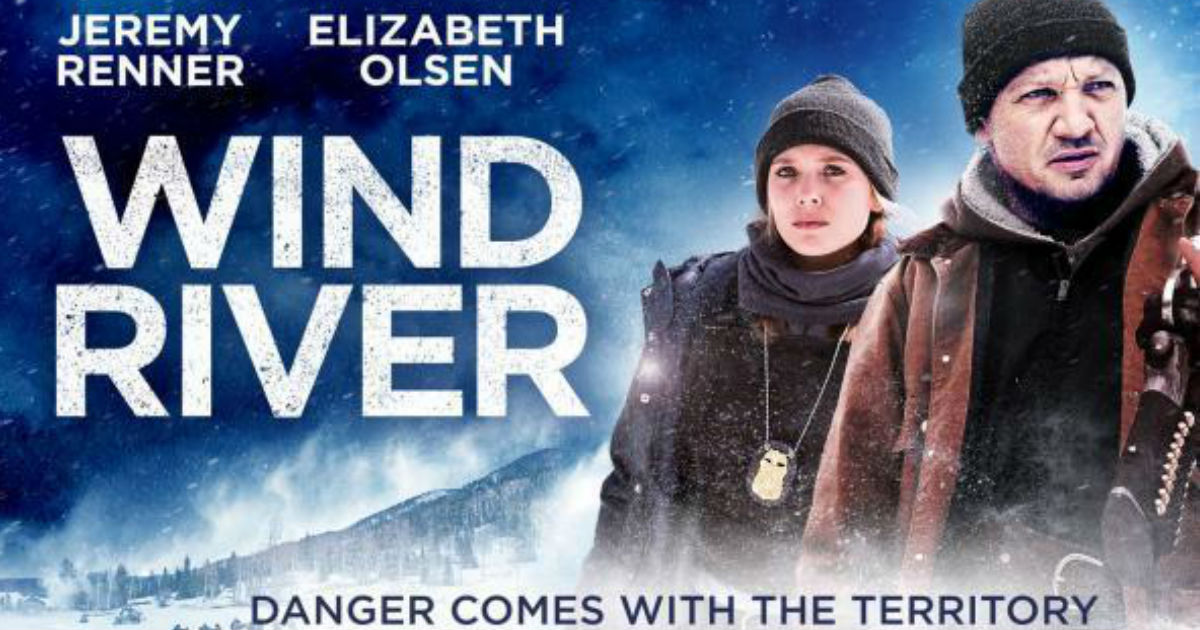 Wind River Movie Rental on Sal...