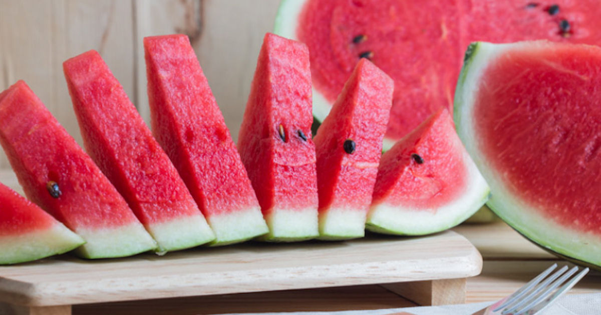 FREE Watermelon Coloring Books...