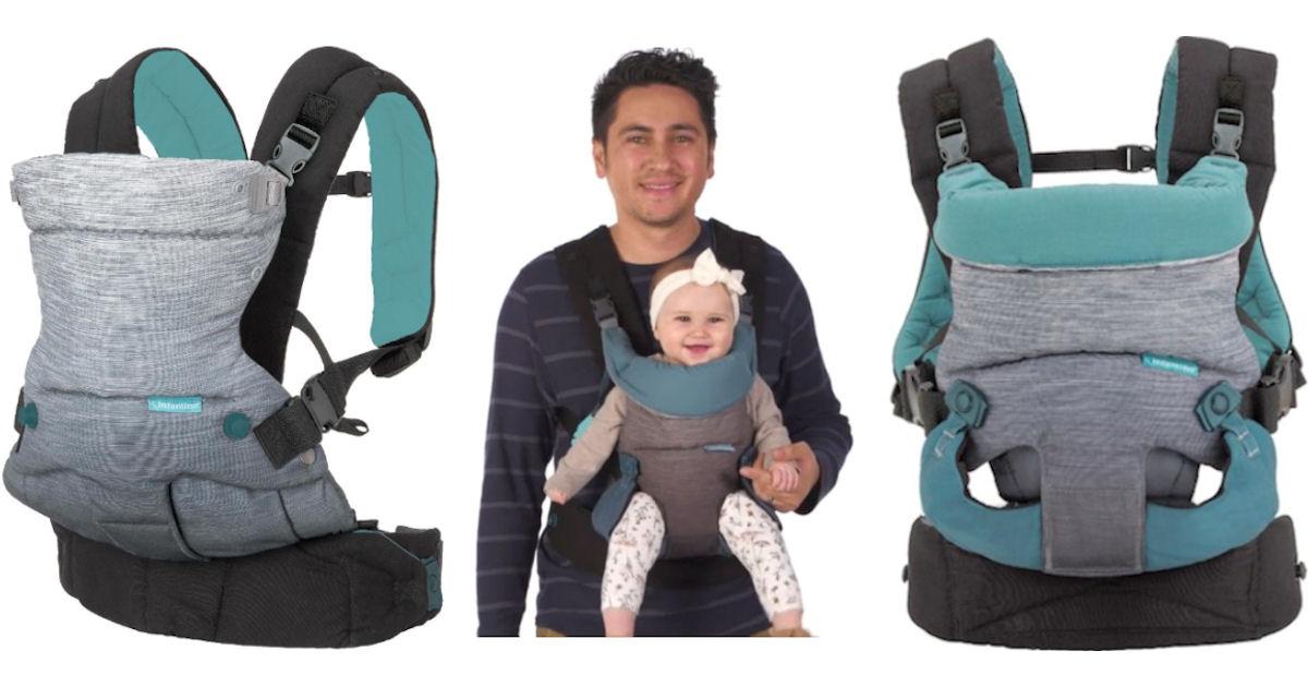 Possible Free Infantino Go Forward Evolved Ergonomic Carrier Free