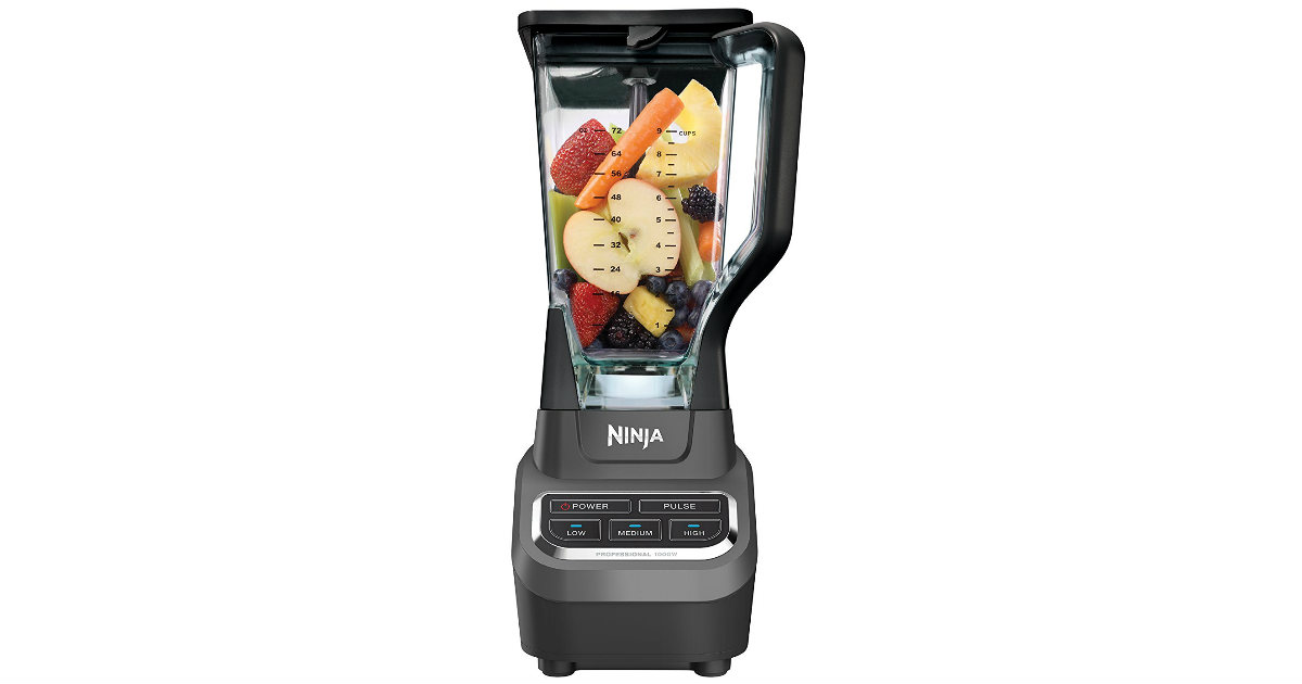 41% Off Ninja Professional Blender on Sale TODAY ONLY