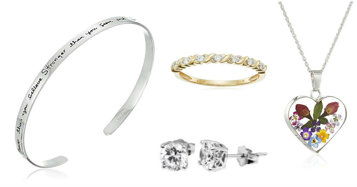 Big Jewelry Sale up to 70% Off on Amazon