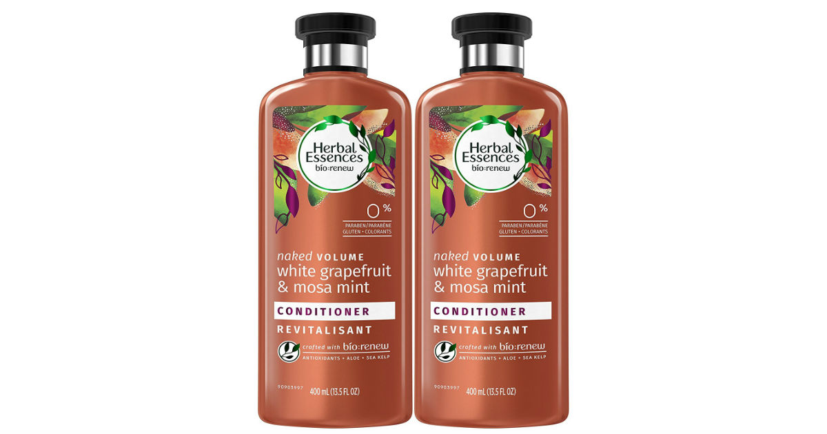 Herbal Essences Bio:renew Volume Conditioner $1 Each on Amazon