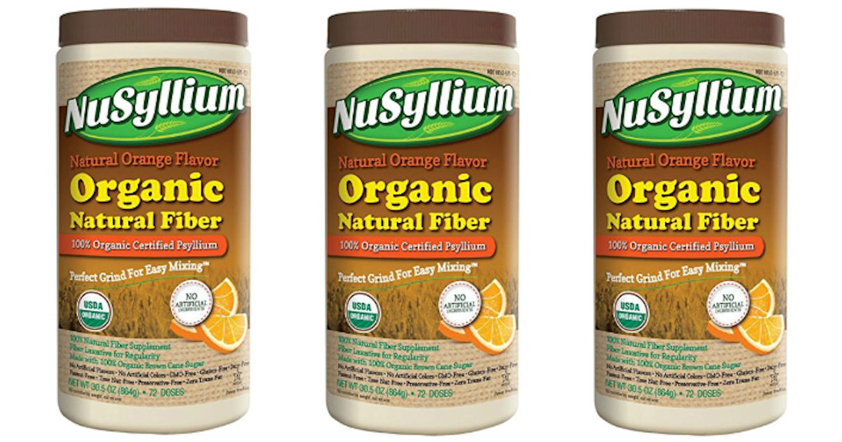 FREE Sample of NuSyllium Fiber...