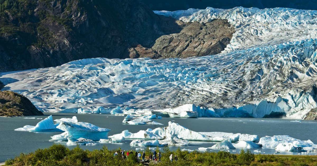 FREE Alaska Vacation Planner..