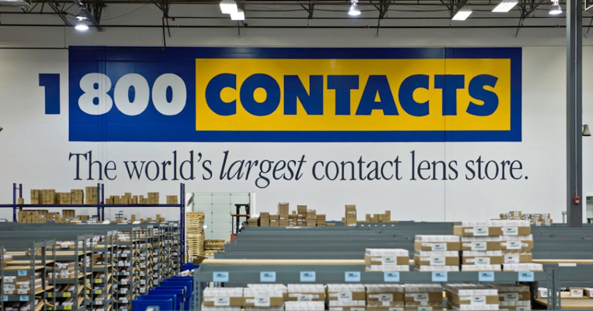 1-800 Contacts - FREE Eye Exam