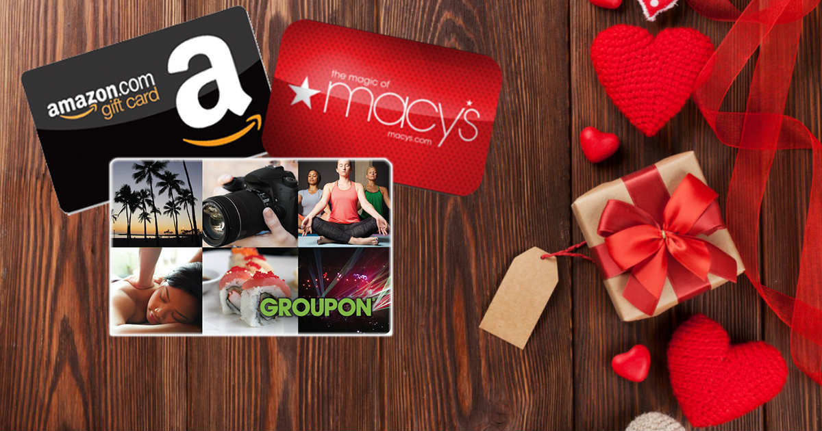 Last-Minute Gifts - Email Gift Cards & Magazines, Groupon