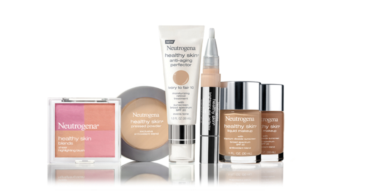 $4 Off Neutrogena Face Cosmetics Coupon + Hot Amazon Deals