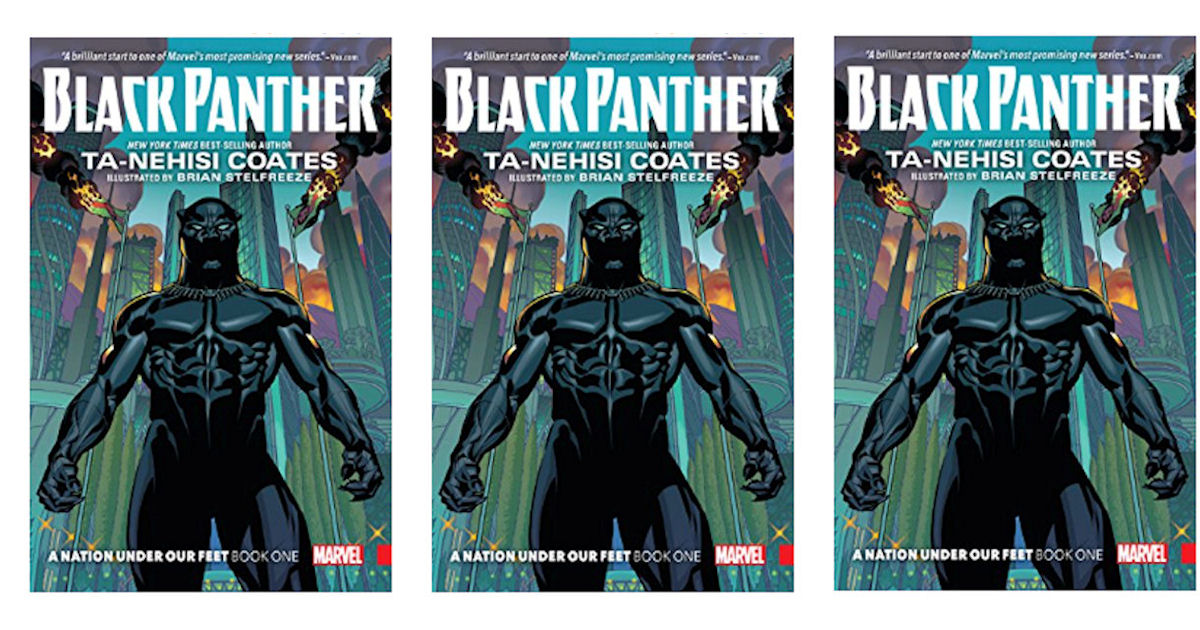 FREE Black Panther Digital Com...