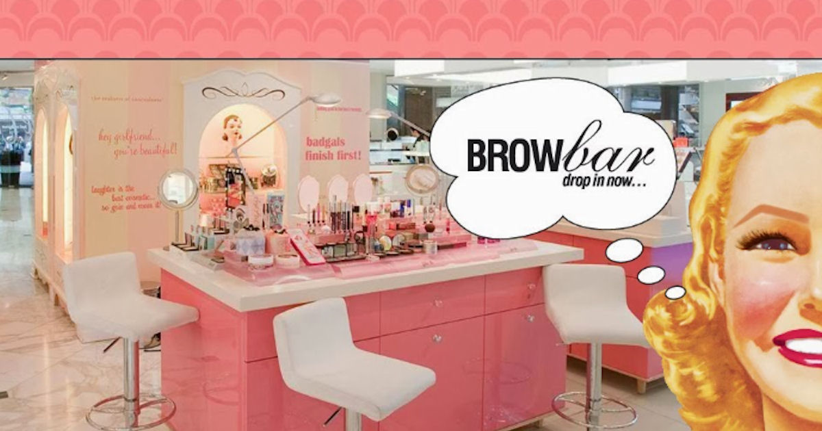 Benefit - Free Brow Arch During Your Birthday - Free Product Samples