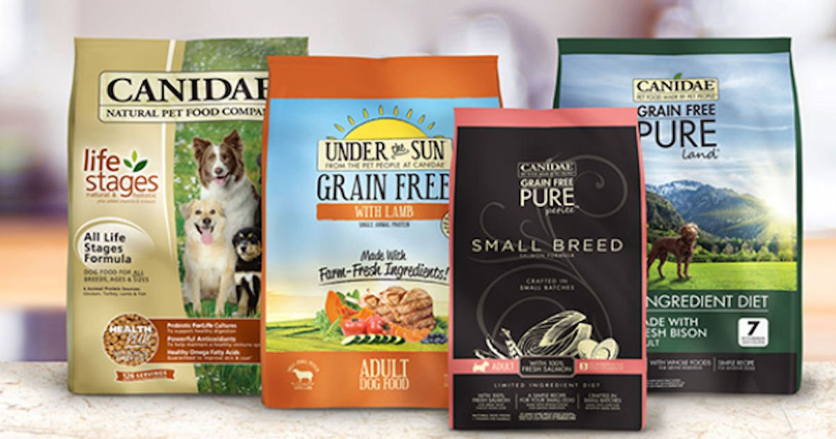 FREE Sample of Canidae Pet Foo...