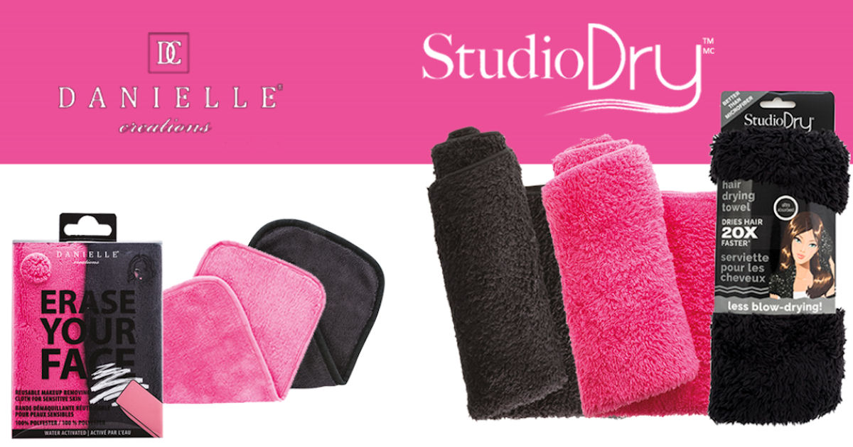 Get Free Erase Your Face Cloths or Studio Dry Turban Towel