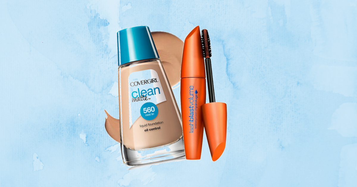 Save 64% off CoverGirl Products