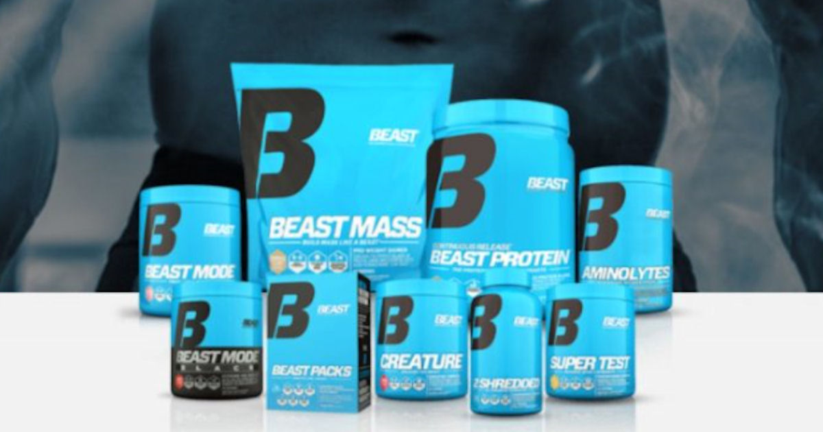 FREE Samples of Beast Sports S...