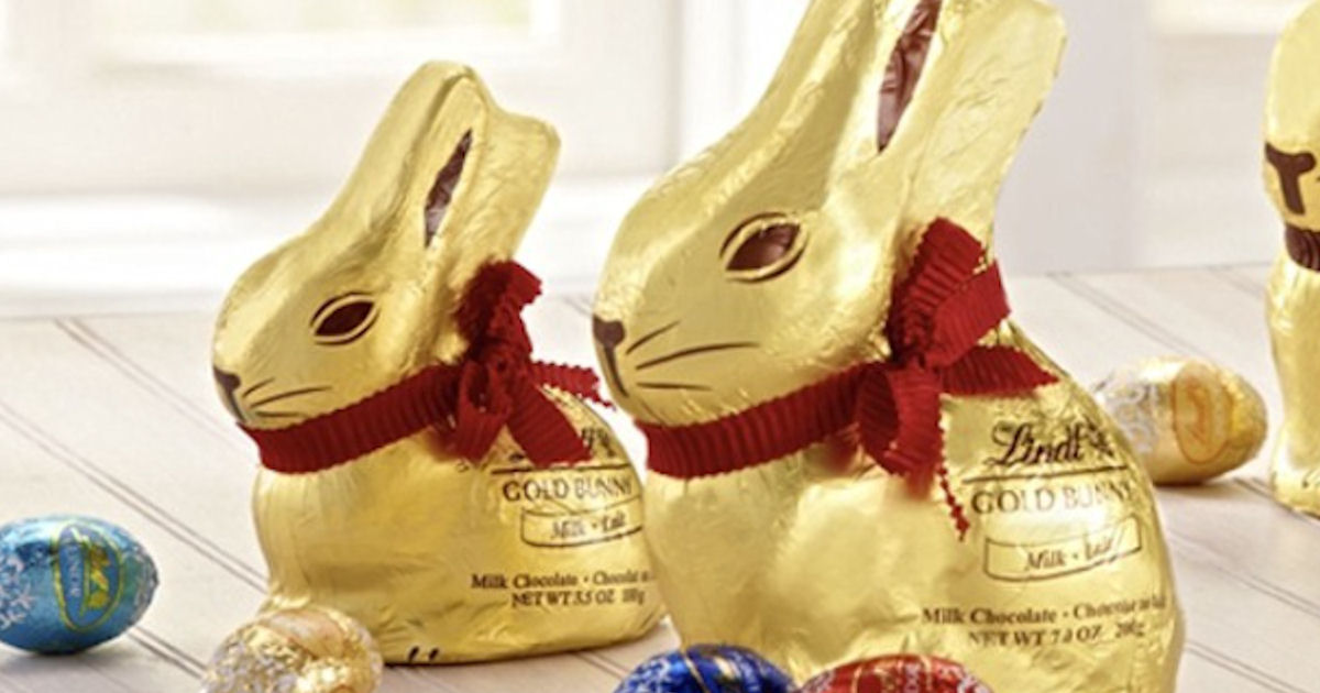FREE Personalized Lindt Ribbon...