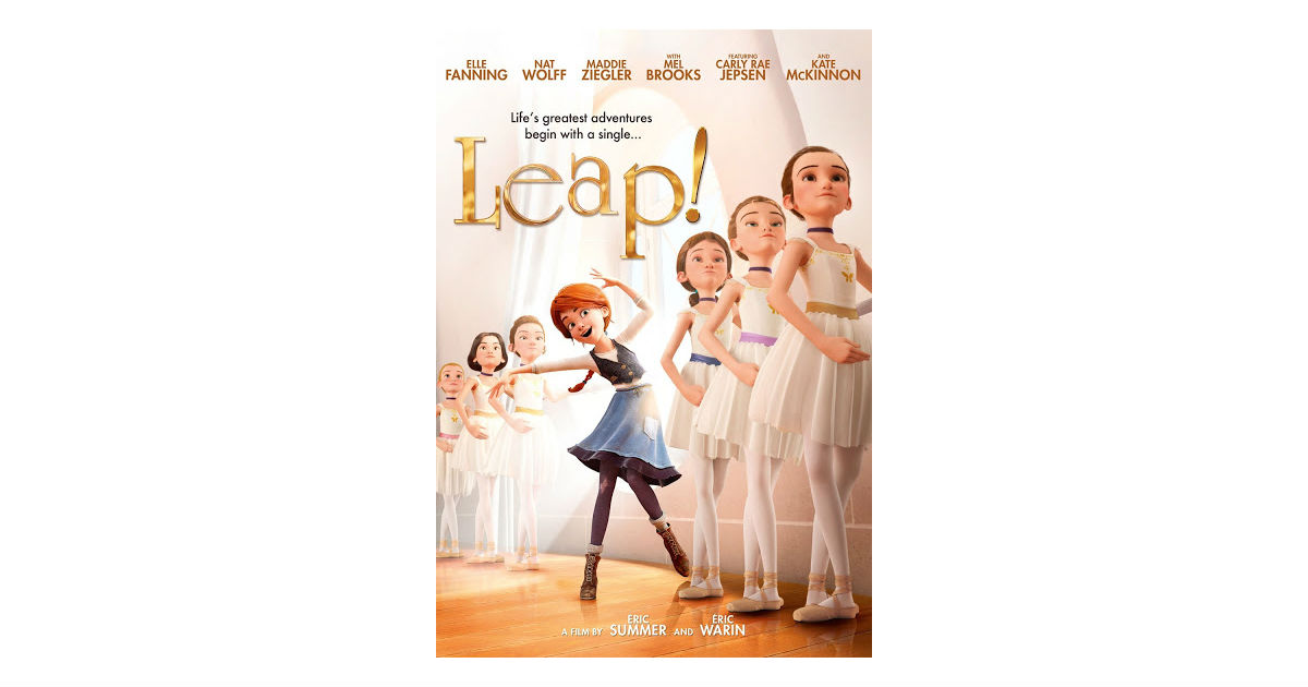 Leap Movie on Amazon
