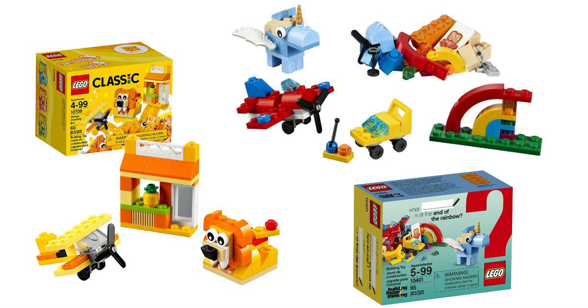 5 Lego Sets UNDER $5 on Amazon