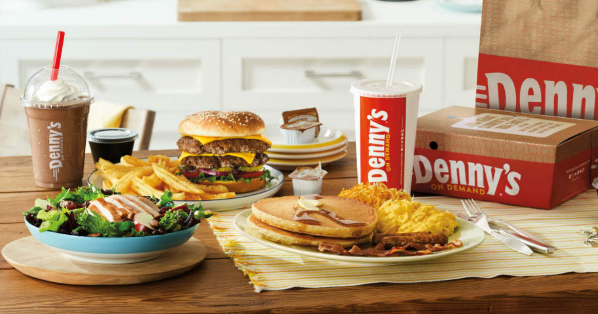 graphic regarding Dennys Printable Coupons titled Fresh Coupon: 20% Off Dennys - Printable Coupon codes