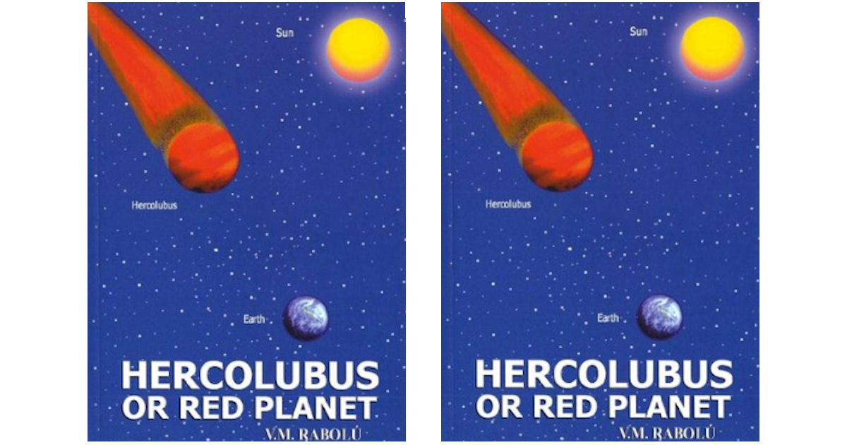 FREE Hercolubus or Red Planet.