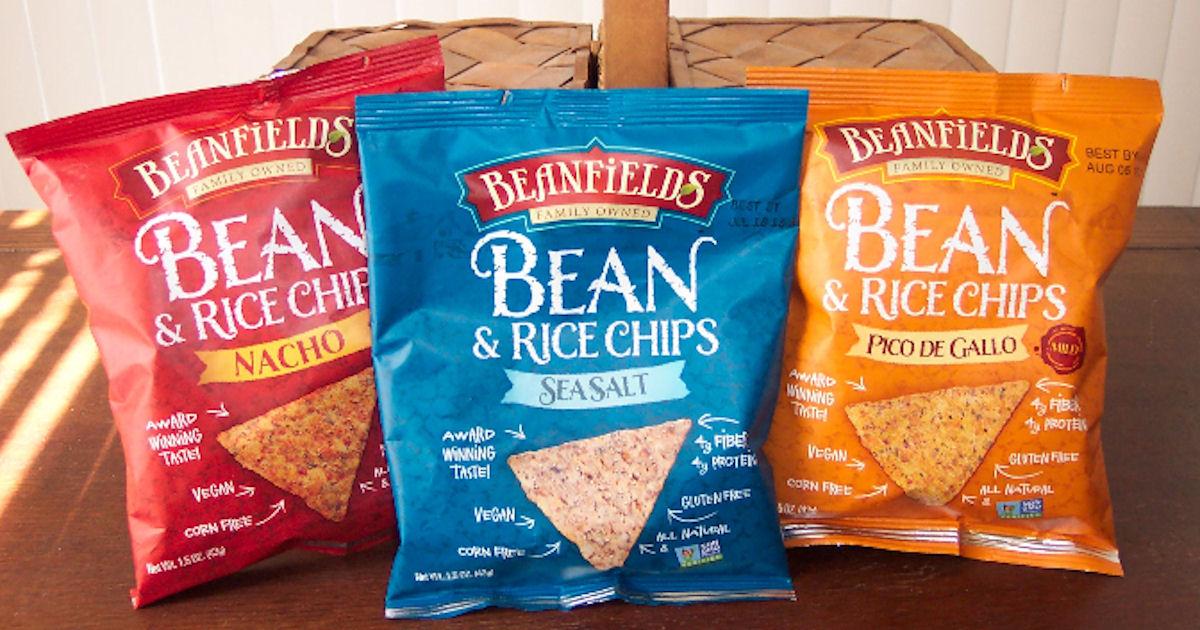 FREE Beanfields Bean &...