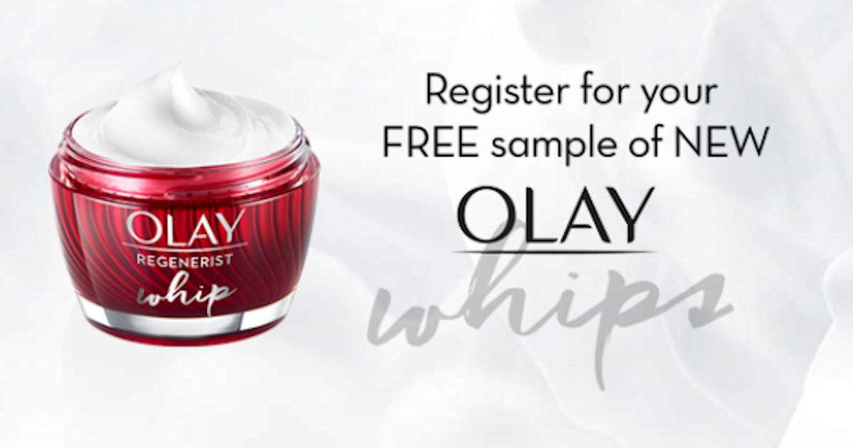 FREE Sample of Olay Regenerist...