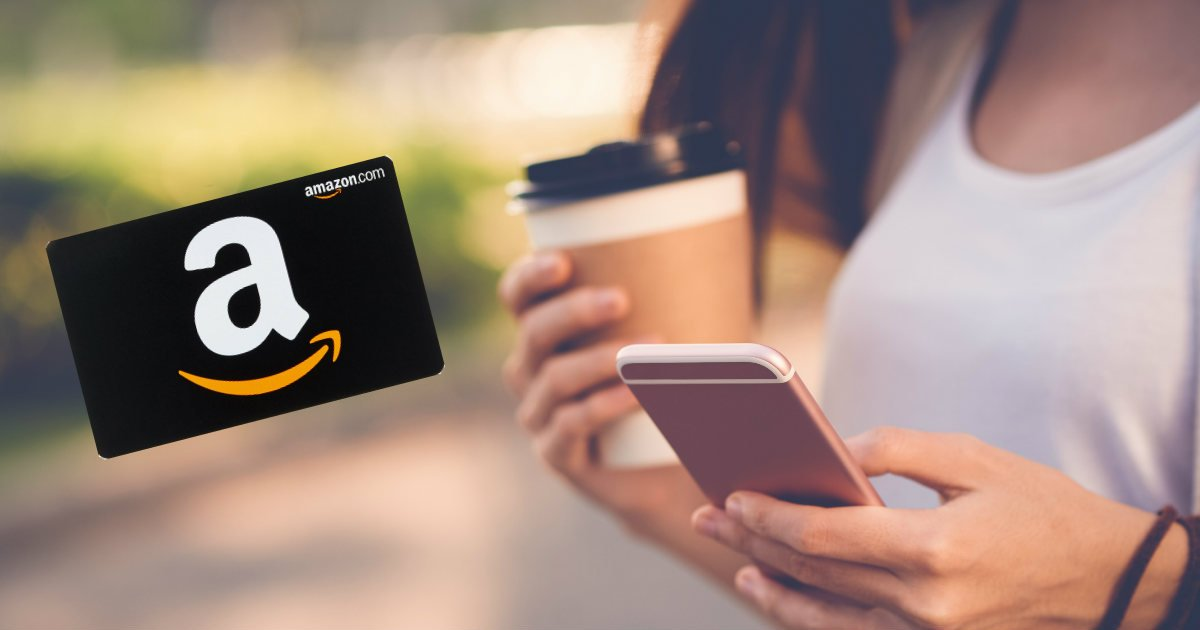 Free $40 Amazon Gift Card for Downloading this App