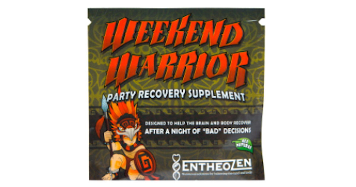 FREE Sample of Weekend Warrior...
