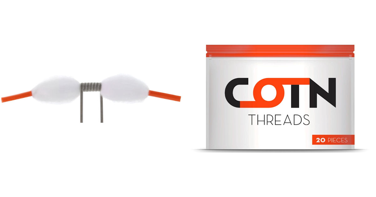 FREE COTN Threads Sample Pack.