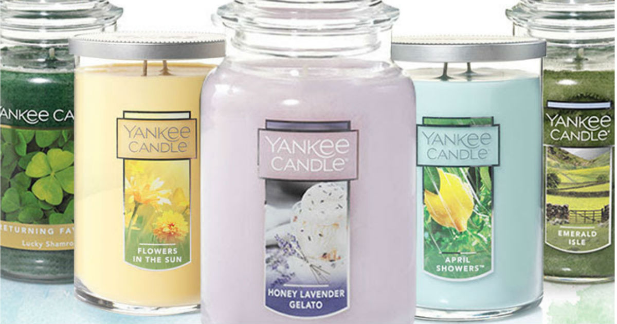 graphic regarding Yankee Candle Coupon Printable known as High Yankee Candles As Minimal As $15 with Fresh Printable Coupon
