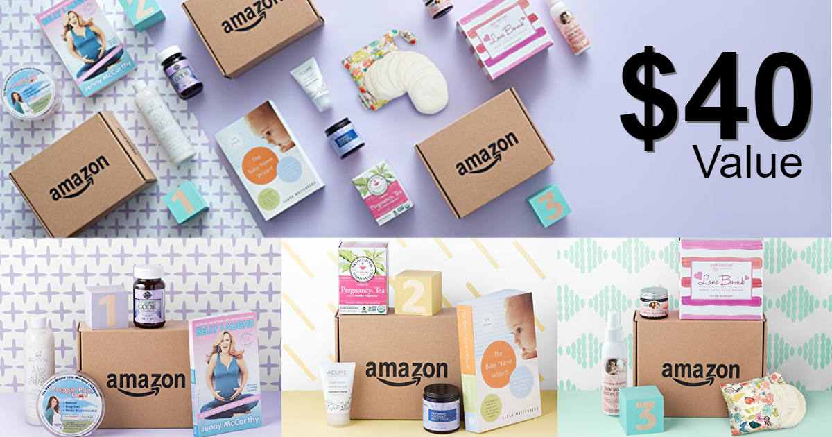 Trimester Maternity Box on Amazon