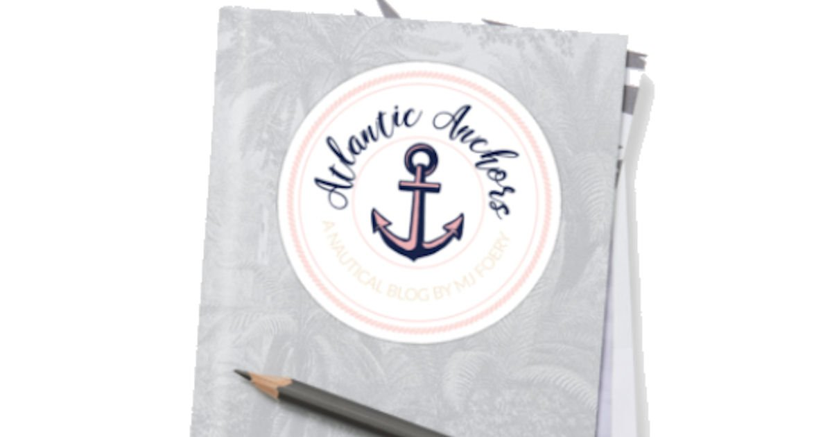 FREE Atlantic Anchors Stickers...