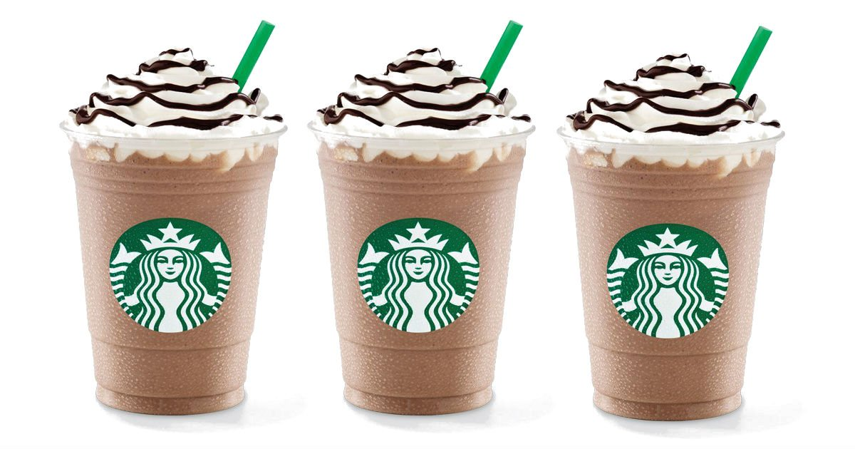 Buy 1 Get 1 FREE Starbucks Espresso Drink or Frappuccino