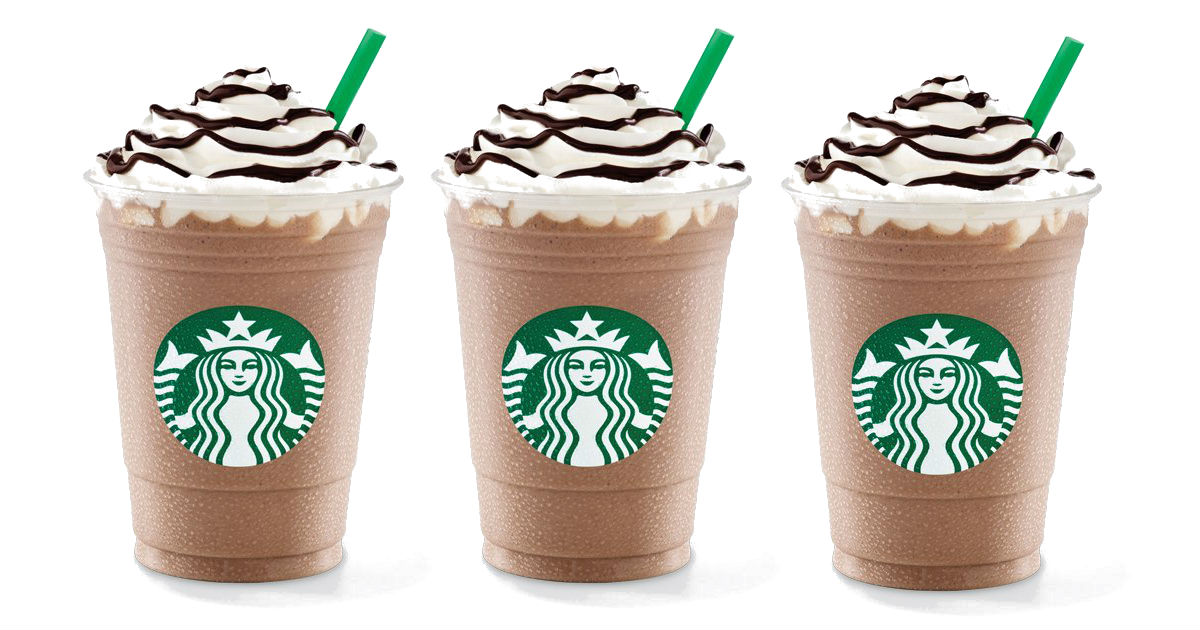 20% Off Starbucks Frappuccino Cartwheel Offer at Target