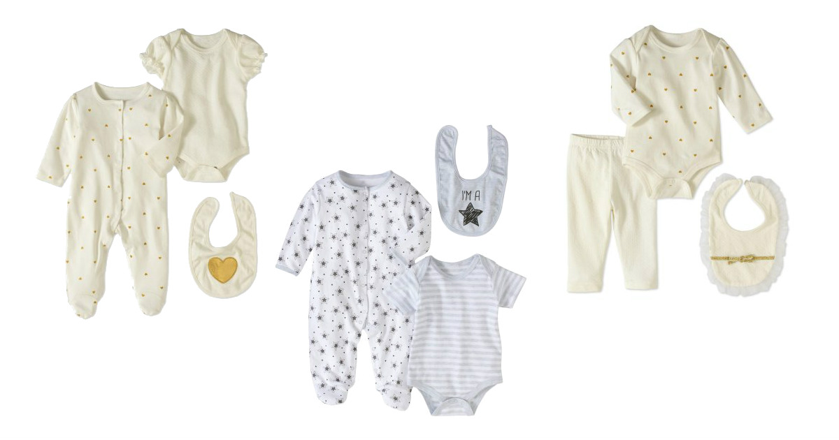 3-Piece Baby Clothes Sets for.