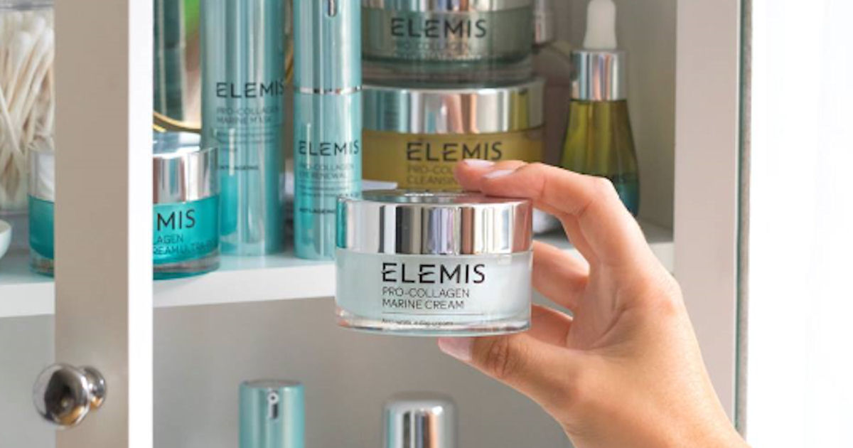 FREE Full-Size ELEMIS Products...