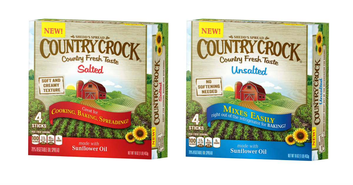 Country Crock for Only $0.82 a...