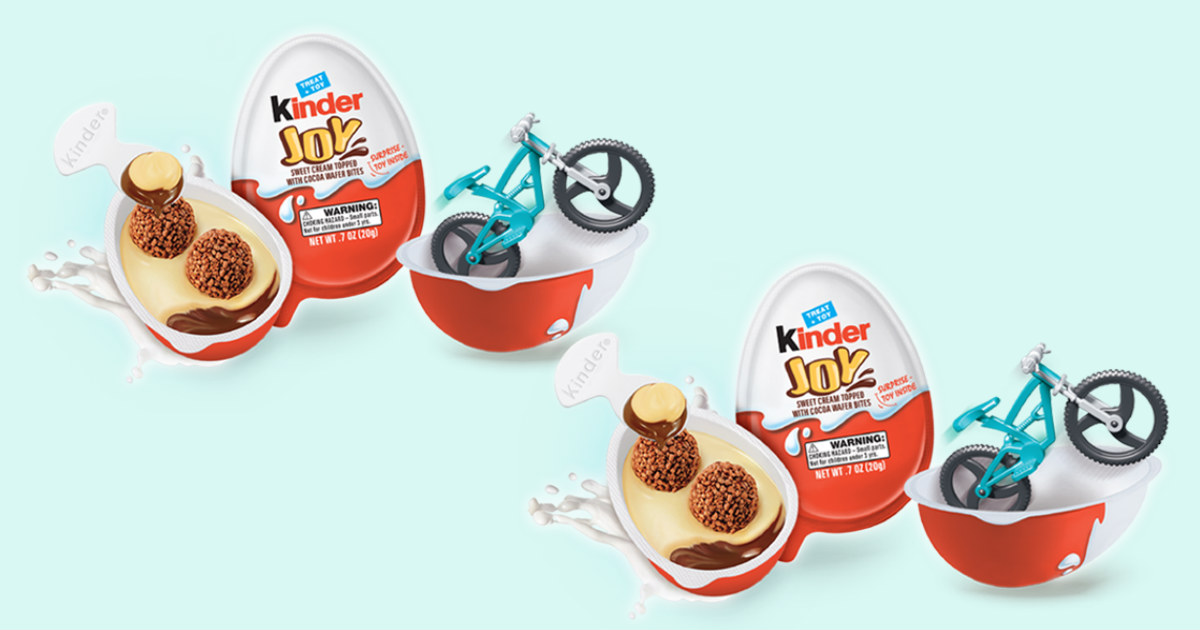 Kinder JOY Eggs
