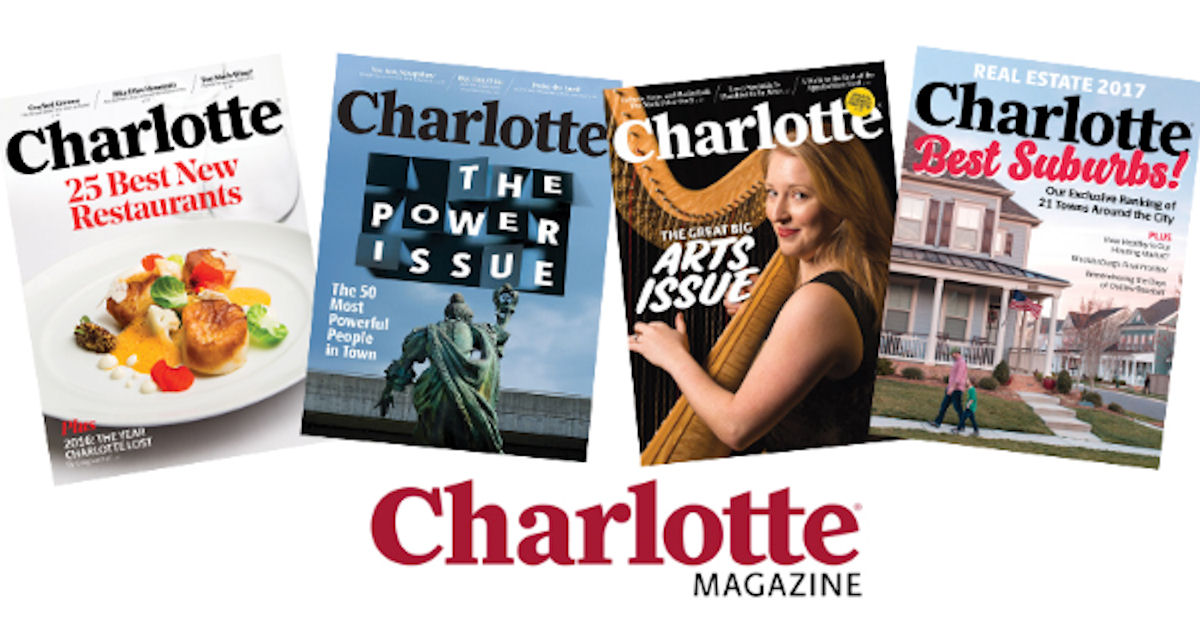 FREE Subscription to Charlotte...