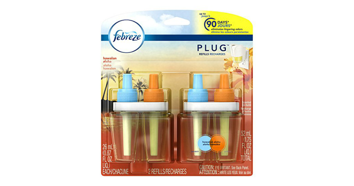 Febreze Air Freshener on Amazon