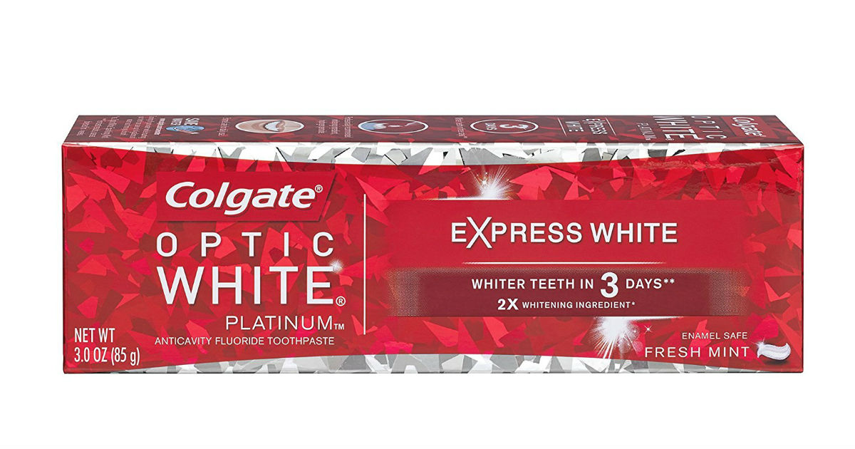 Colgate Toothpaste on Amazon