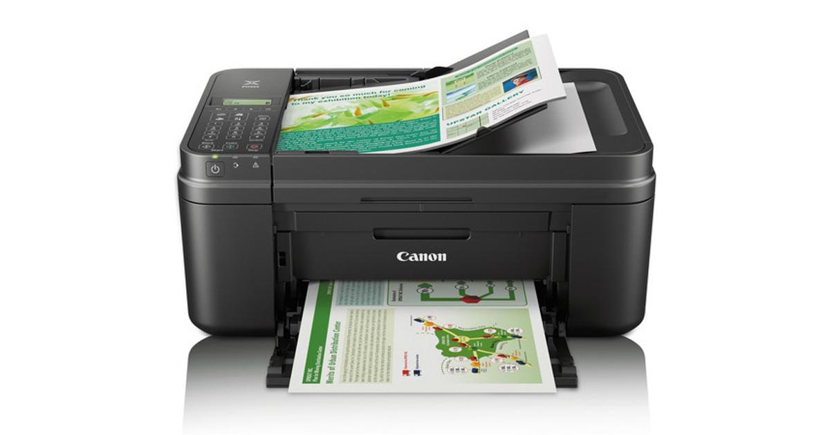 Canon PIXMA MX492 Wireless All-in-One Inkjet Printer deal