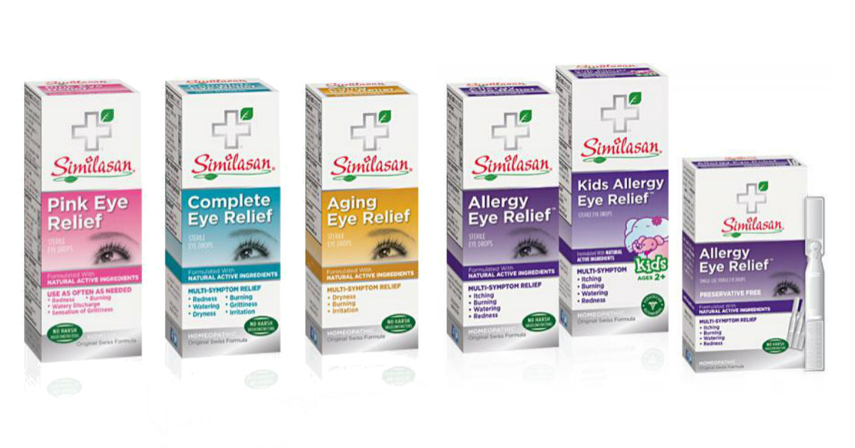 similasan eye drops only  1 14 at cvs