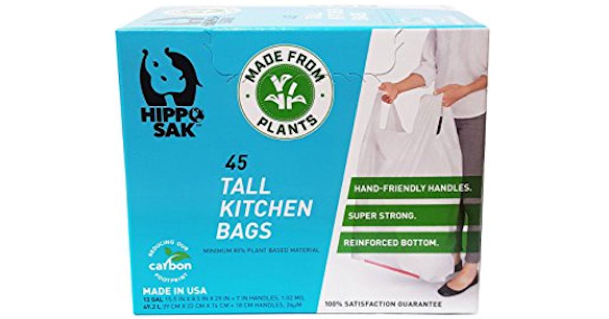 FREE Hippo Sak Trash Bags...