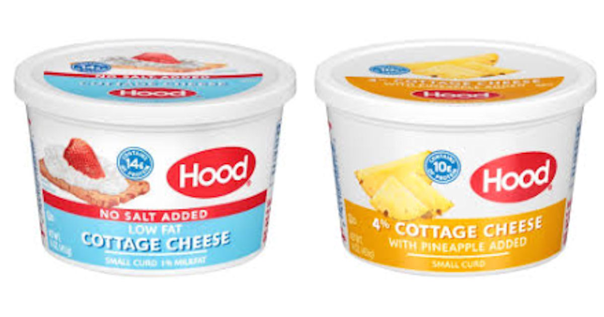 Free Hood Cottage Cheese Sweet Vs. Savory Challenge Party
