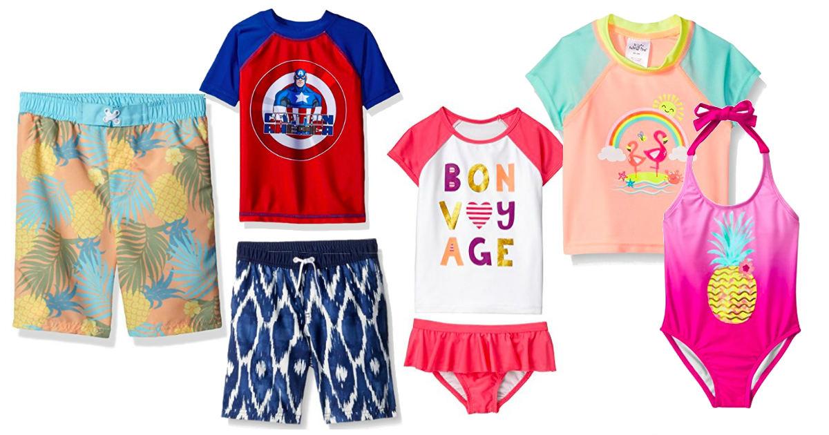 Children's Swimwear for as Low...