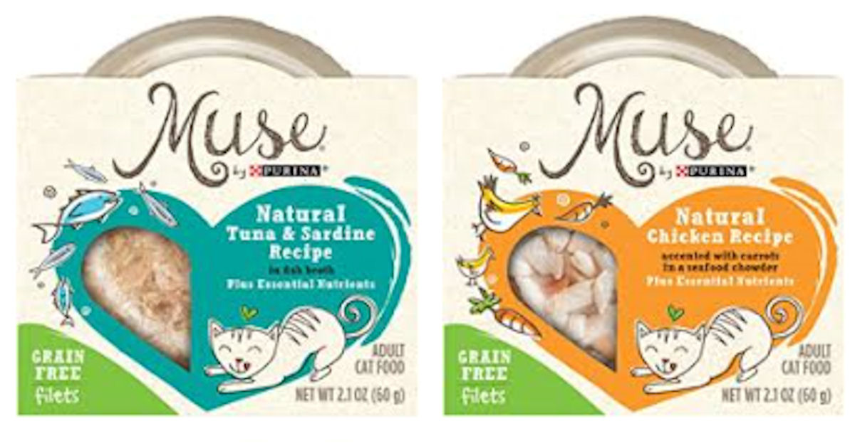 FREE Sample of Muse Natural Fi...