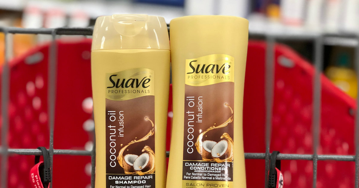 Suave Professionals Gold Shamp...