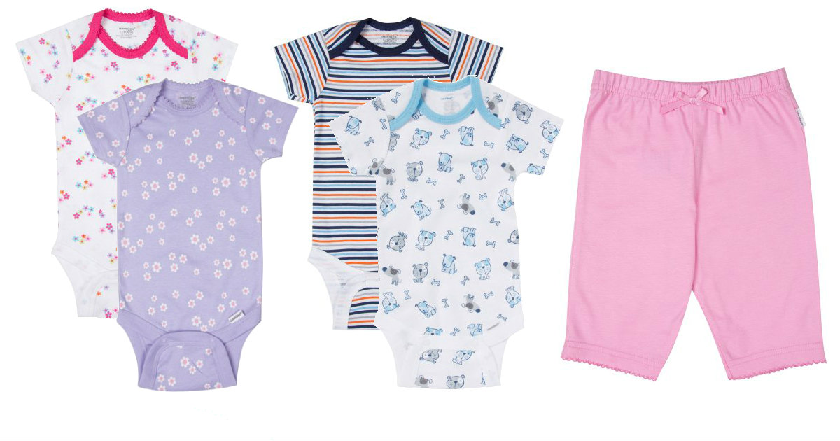 Gerber Apparel at Walmart
