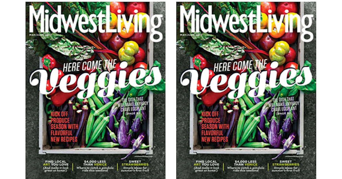 Free 2 Year Subscription To Midwest Living Magazine